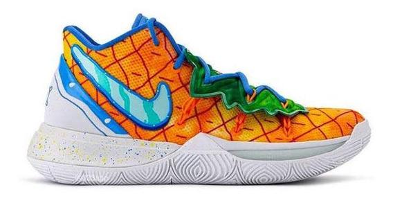 Tênis Nike Kyrie 5 Pineapple Casa Do Abacaxi