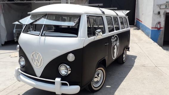 Protege Tu Inversión Volkswagen Replica Combi Food Truck