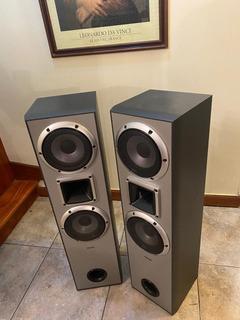 Columnas Sony Muteki Wp1000