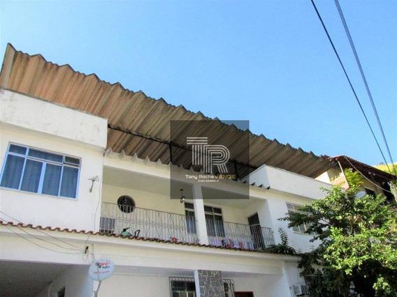 Sobrado 4 Quartos, Suíte E Terraço - Tenente Jardim - Ca0052