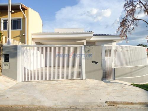 Casa À Venda Em Parque Alto Taquaral - Ca274961