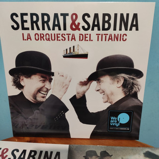 Acetatos Serrat Sabina Nuevos