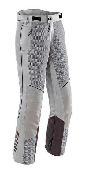 Pantalón Protecciones Joe Rocket Moto Phoenix Ion Mesh Gris