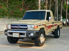 Toyota Land Cruiser 2011 Versión Árabe Pick Up-diesel