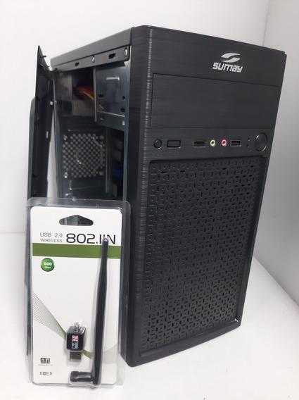 Computador I3 3.2ghz / 4gb Ram / Wi-fi