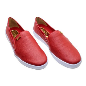 Tênis Orcade Vermelho Scarlet 036659