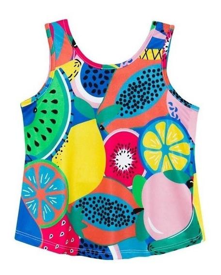 Blusa Infantil Max Fruit Ed. Especial Mon Sucré 22006