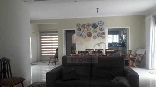Imagem 1 de 30 de Itatiba Country  - 4  Dormitórios - Ca1148