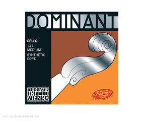 Conjunto De Cordas P/ Cello Thomastik Dominant 147