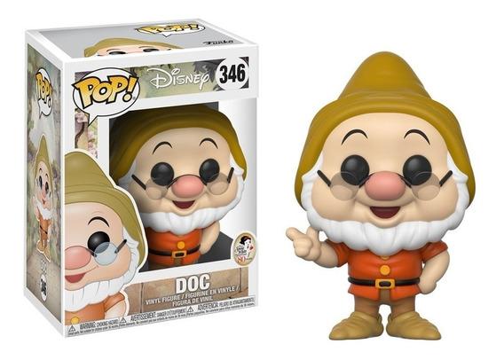 Funko Pop! Disney Branca De Neve - Anão Mestre 346