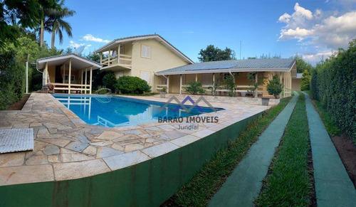 Imagem 1 de 13 de Casa À Venda, 353 M² Por R$ 770.000,00 - Biriça Do Valado - Bragança Paulista/sp - Ca1146