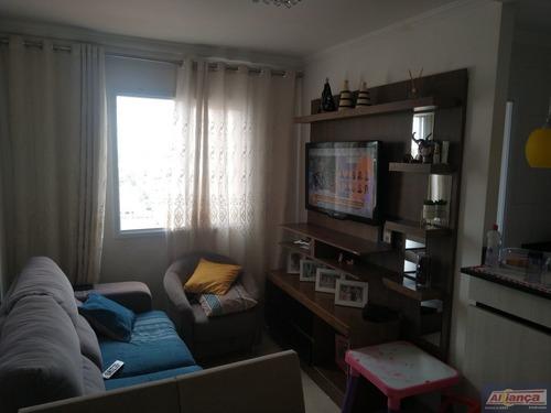 Apartamento Para Venda No Bairro Vila Silveira Em Guarulhos - Cod: Ai21697 - Ai21697