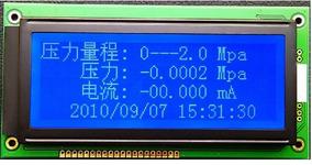 Lcd 19264-5 192x64 Ks0108 5 V Tela Azul Arduino