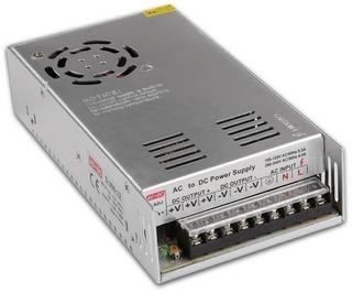 Fuente 12v 30a Switching Transformador Led Impresoras 3d