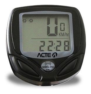 Ciclo Computador Sem Fio Modelo A8 - Acte Sports