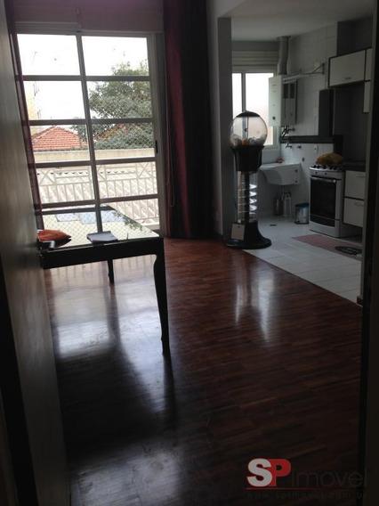 Apartamento Para Venda Por R$600.000,00 - Perdizes, São Paulo / Sp - Bdi21617
