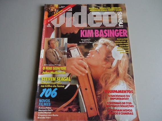 Video News 108 Kim Basinger Steven Seagal John Malkovich