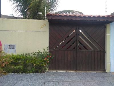Casa Com 2 Quartos E Escritura Em Itanhaém-sp - 4735/p