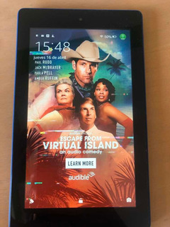 Tablet Amazon Fire 7 16gb En Buen Estado