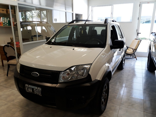 Ford Ecosport Xl Plus 1.6 Nafta/gnc 2012