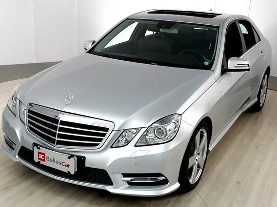 Mercedes E-250 1.8 Cgi Avantgarde 16v Gasolina 4p Automá...