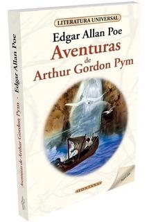 Libro. Las Aventuras De Arthur Gordon Pym. Edgar Allan Poe.