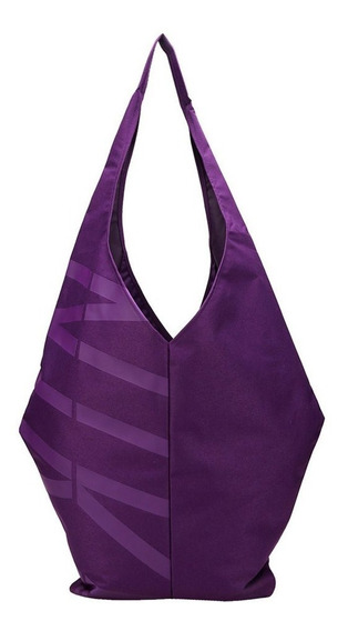 Bolsa Nike Effortless Feminina Ba5306 - Roxo Original + Nf
