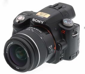 Camera Sony A33