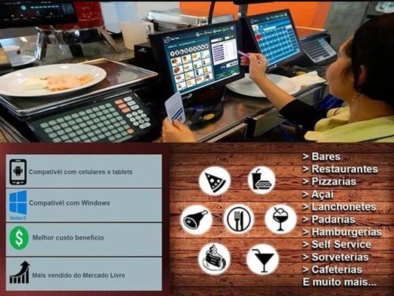 Sistema Pdv,comanda Mobile + Gerador De Licença Para Revenda