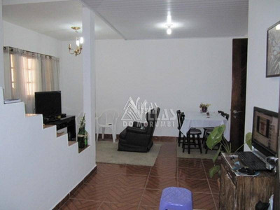 Vila Prel - Sobrado Residencial À Venda. 450 Mil - So0343