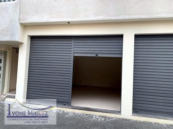 Loja/salão Em Centro - Paty Do Alferes - 2854