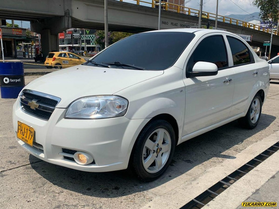 Chevrolet Aveo Emotion Mt 1600 16v