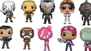 Funko Pop Fortnite Skull Trooper, Rex, Brite Bomb Entrega Ya