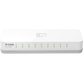 Switch D-link Des-1008c/z 8 Portas
