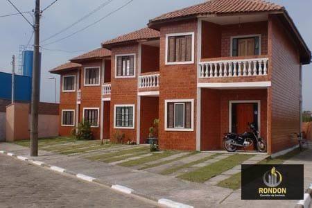 Casa Com 2 Dormitórios À Venda, 56 M² Por R$ 178.000 - Jardim Belas Artes - Itanhaém/sp - Ca1284