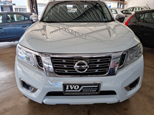 Nissan Frontier 2.3 16v Turbo Le Cd 4x4 2019