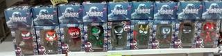 Funko Pop Venom Avengers , Carnage Venom Iron Man Deadpool