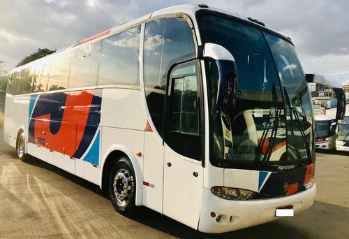 Imagem 1 de 12 de Ônibus Rodov. Paradiso 1200- Ano2005-completo-rodas Aluminio
