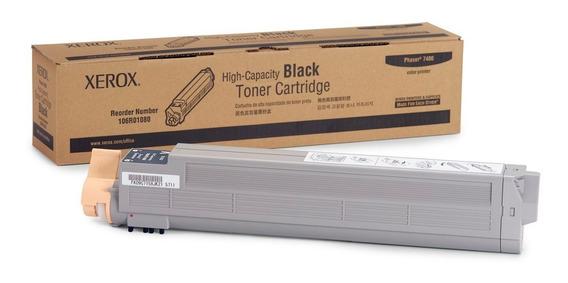 Toner Negro Xerox Phaser 7400 106r1080