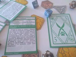 Dungeons And Dragons Spellbook Cards Ranger Español D&d
