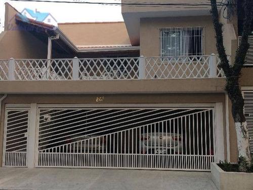 Imagem 1 de 10 de Casa À Venda, 167 M² Por R$ 890.000,00 - Butantã - São Paulo/sp - Ca0109