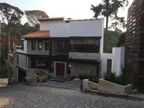 Casa Nueva En Condominio Con Vista Al Bosque