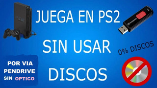 Chip Virtual Para Ps2 Matrix De Ps2, Juega Vía Pendrive