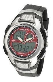 Relógio Masculino Mormaii Alarme Digital Yp7361/8r