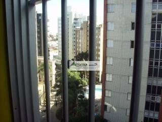 Imagem 1 de 8 de Flat Residencial À Venda, Funcionários, Belo Horizonte - Ap1041. - Fl0002