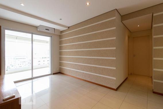 Apartamento No 11º Andar Mobiliado Com 2 Dormitórios E 2 Garagens - Id: 892961805 - 261805