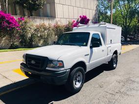 Pick Up Ford Ranger 2008 Caja Seca Excelente Estado