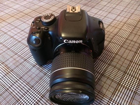 Câmera Canon T3i + Lente 28-80