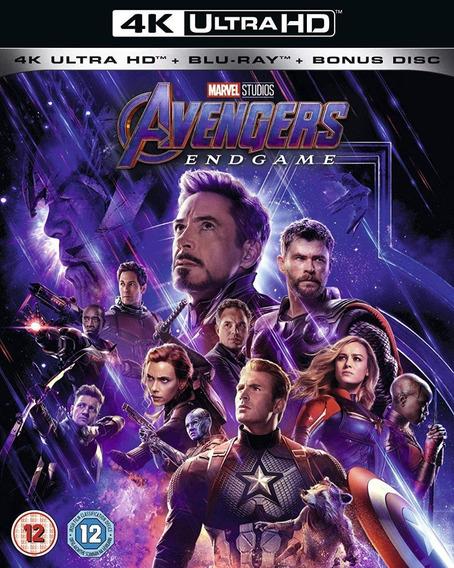 Avengers: Endgame 4k Digital