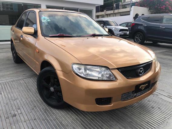 Mazda 323 Mazda 323 2002